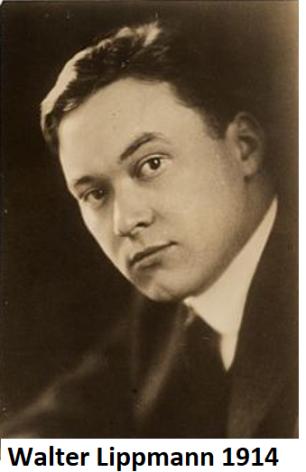 9 Walter Lippmann
